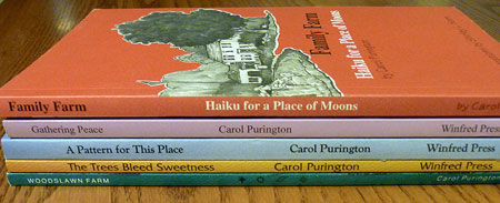 Carol Purington's books